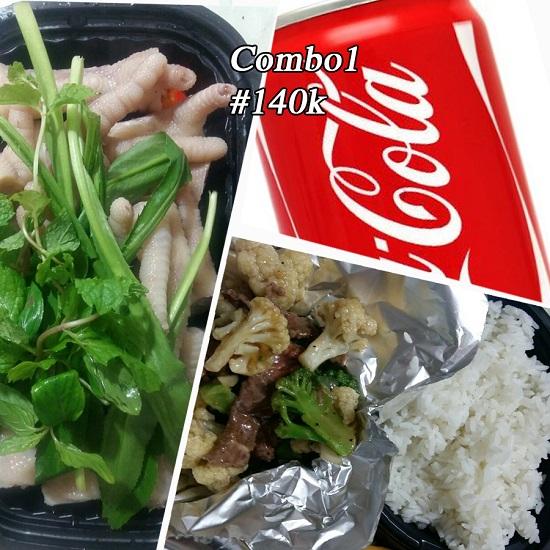 Gói combo ăn đêm giá rẻ Kom9 CB01
