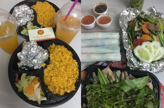 Ship đồ ăn đêm Lê Văn Lương, Thanh Xuân