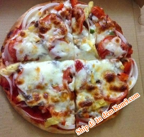 Pizza Bò ship Hà Nội