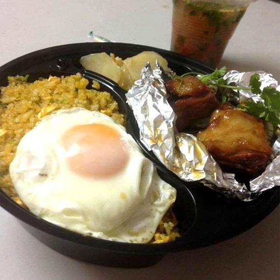 Ship đồ ăn đêm Nguyễn Trãi nhanh như chớp!