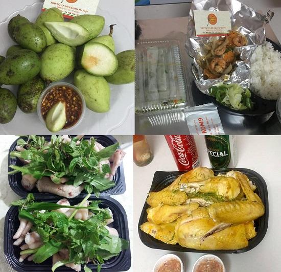 Kom9 - Ship đồ ăn đêm Hoàng Hoa Thám nhanh