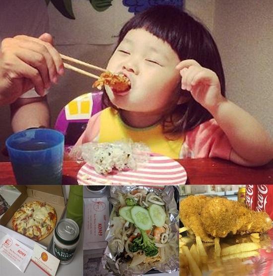 Gọi Đồ ăn tối Hà Nội – Ship đồ ăn Kom9 – 0973423922