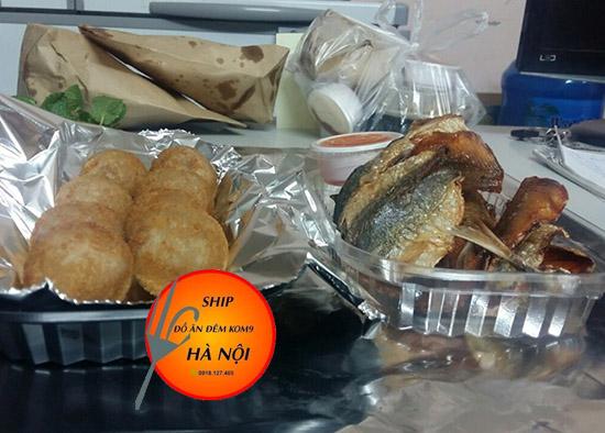 Ship đồ ăn đêm xem bóng đá Kom9 Hà Nội – 0973423922