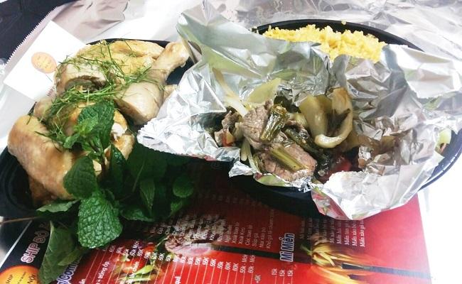 Ship đồ ăn đêm tận nơi bệnh viện Tâm Thần – [Kom9]