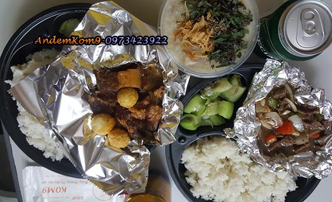 [Kom9] – Ship đồ ăn đêm Bệnh viện Thanh Nhàn: Ngon, Rẻ, Bổ