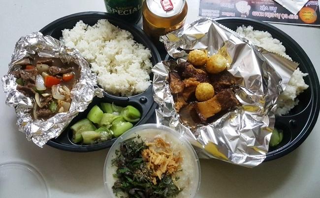[KOM9] Ship đồ ăn Ngày – Đêm quán Massage tại Hà Nội