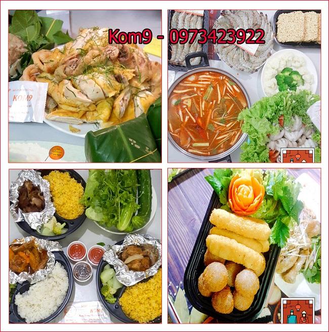 Kom9 – ship đồ ăn đêm quán Karaoke 72 Nguyễn Khang