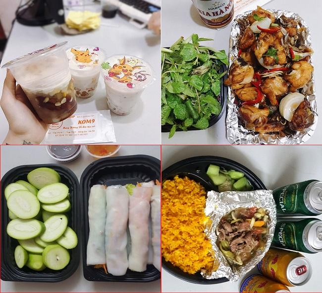 Đồ ăn ngon ship tận nhà Hà Nội nhanh