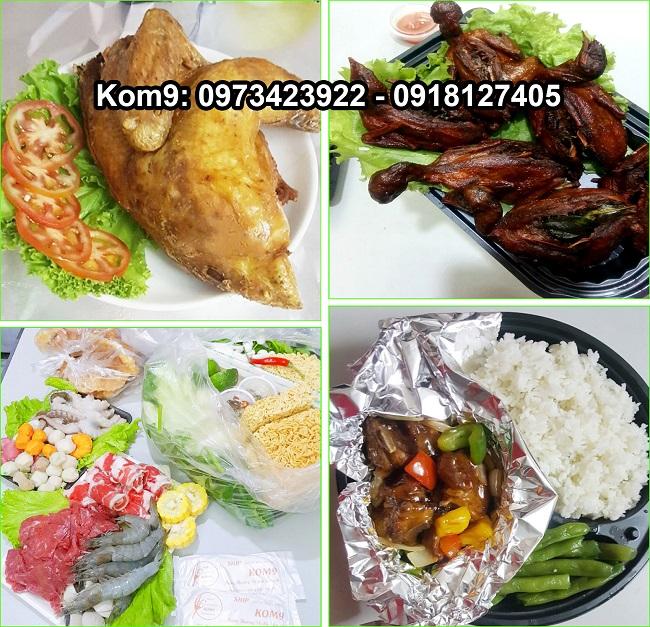 [Kom9] – Ship đồ ăn vặt ở Thanh Xuân (ngày -đêm)