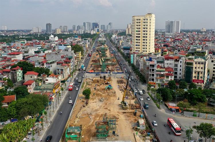 Hình ảnh tổng quan quận Từ Liêm
